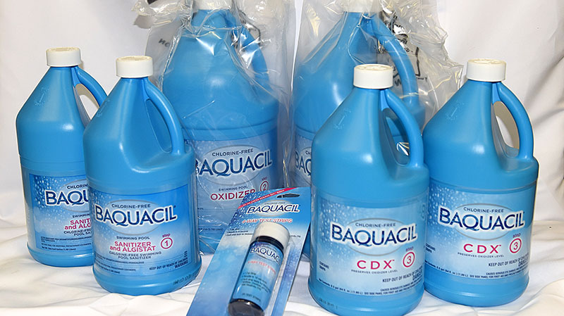 Baquacil bundle package